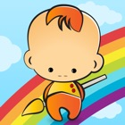 Baby Learns Colors icon