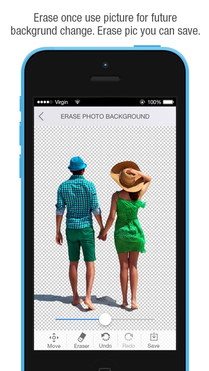 Photo Eraser Change Background of Pictures & add Texting to your Images