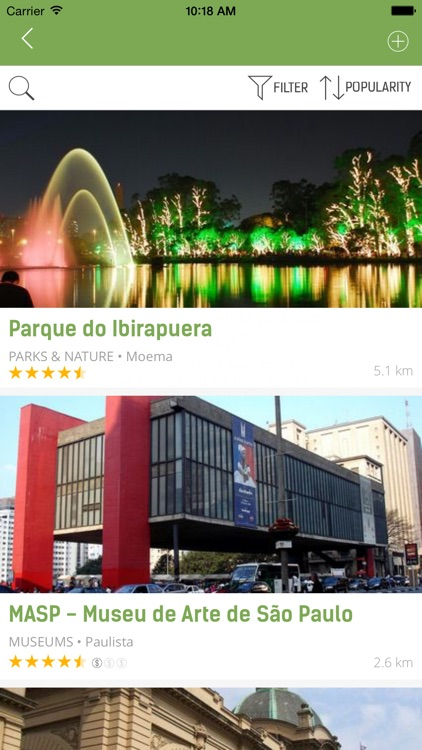 São Paulo Travel Guide (with Offline Maps) - mTrip screenshot-3