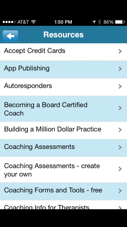 The Coach Resource Portal