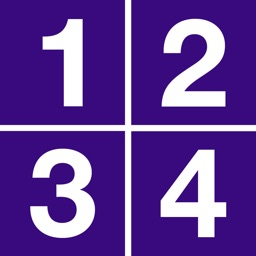 1-2-3-4 - mathematical game