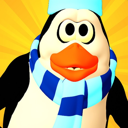 Happy Pinguin Jump : Wourld Tour icon