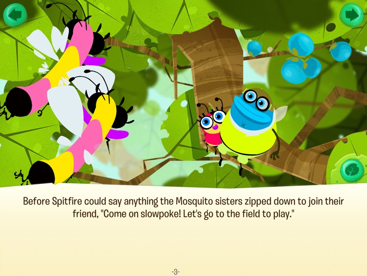 Leafy Landings: Interactive Book for Kids