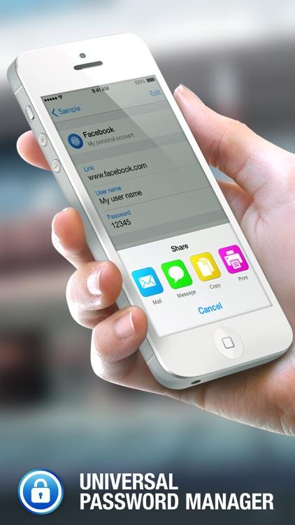 AllPass Pro screenshot-4