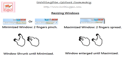 iWritingPen 演示文稿遥控器屏幕截图4