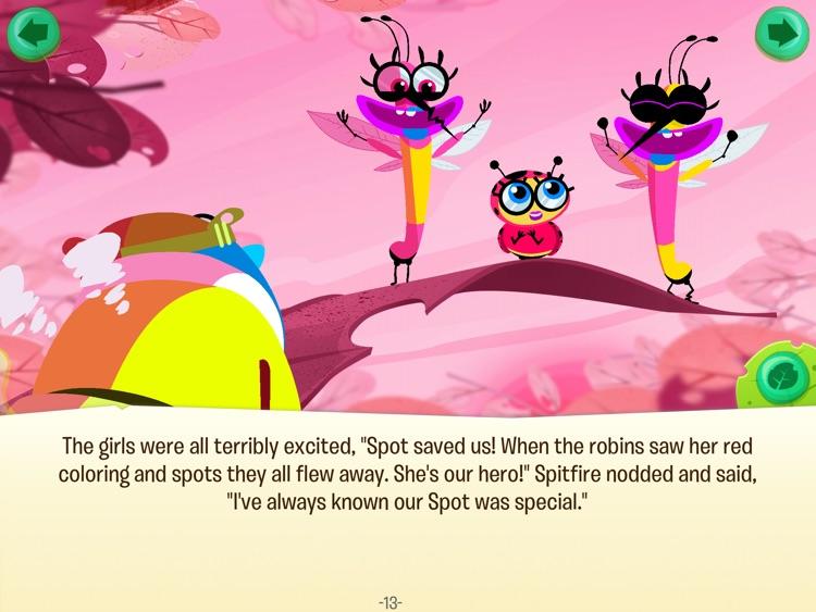 Leafy Landings: Interactive Book for Kids screenshot-4
