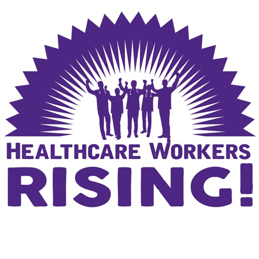 Healthcare Workers Rising icon