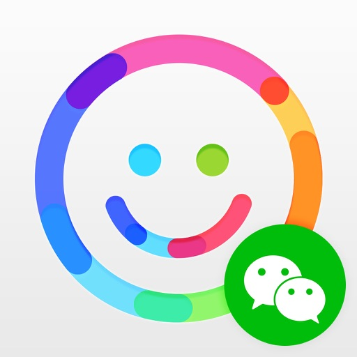 WeSticker - Sticker & Emoji & Emoticon & Chat Icon for WeChat/Weixin
