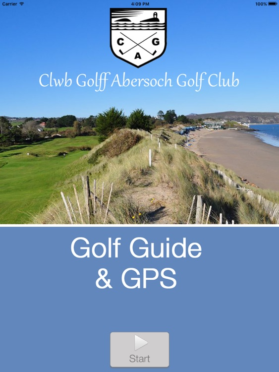 Abersoch Golf Club - Buggy