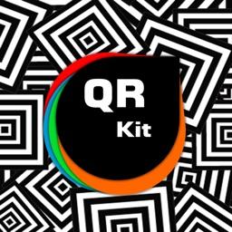 QR Kit: All QR Code, Bar Code, Data Matrix Code Reader & Generator