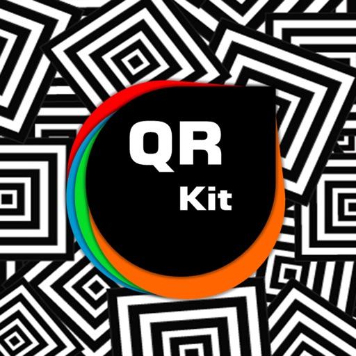 QR Kit: All QR Code, Bar Code, Data Matrix Code Reader & Generator by  Subrata Mazumder