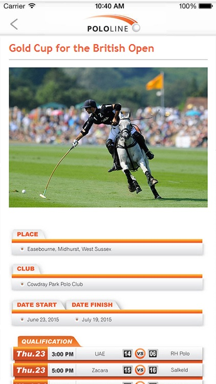 Pololine.com screenshot-1