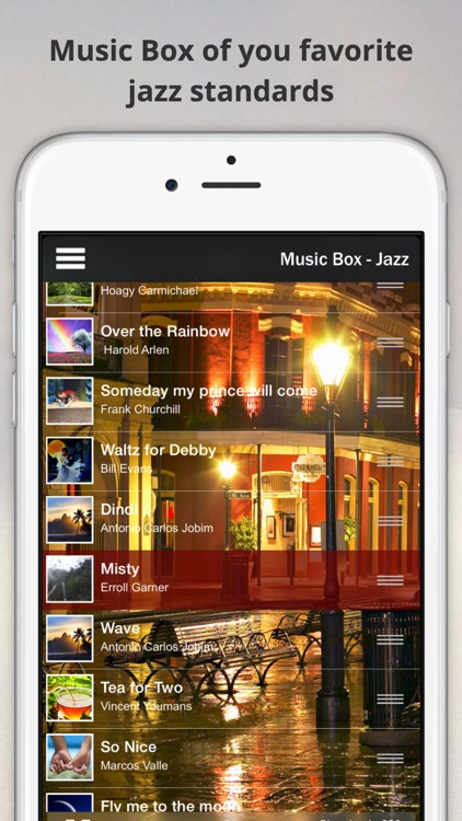 Dream Music Box - Jazz Standards & Natural Ambience for Sleeping & Relaxation