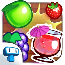 Juice Paradise - Tap, Match and Pop the Fruit Cubes in the Beach
