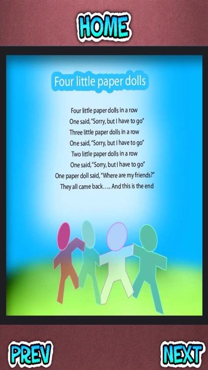 Interactive Nursery Rhymes For Toddlers - Free 50+ Rhymes screenshot-3