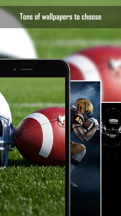 American Football Wallpapers & Backgrounds - Home Screen Maker with Sports Pictures-3
