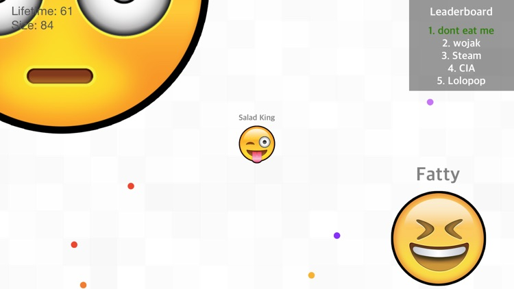 Emoji War: Eat 'Em All - Road to Survival in the Crazy Game with jump holes