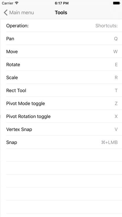 Shortcuts for Unity3D screenshot-4