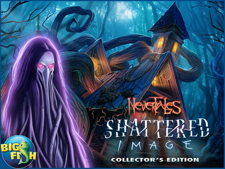 Nevertales: Shattered Image HD - A Hidden Object Storybook Adventure (Full) screenshot-4