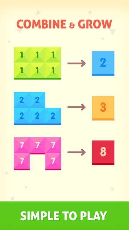 Just Clear All - popping numbers puzzle game screenshot-3