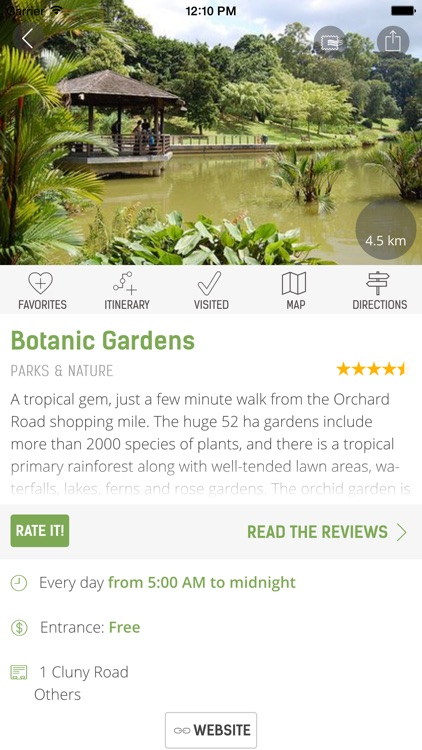 Singapore Travel Guide (with Offline Maps) - mTrip screenshot-4