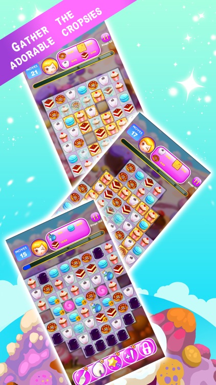 Pudding Mania screenshot-1