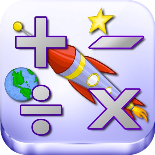 Space Math Free! - Math Game for Children (and Adults!)
