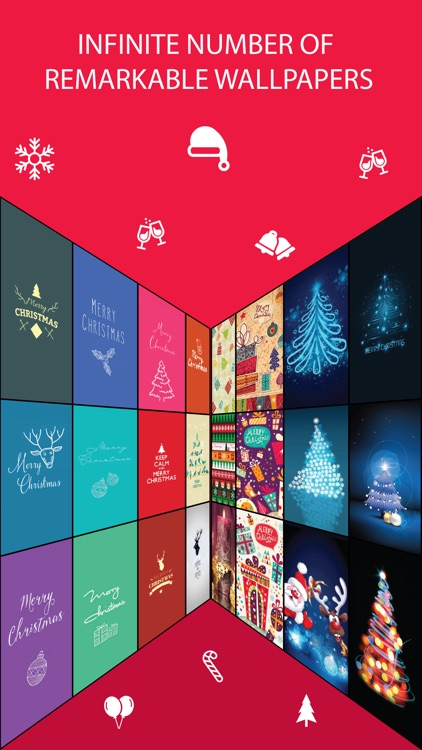 Christmas Wallpaper ® Pro screenshot-3