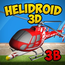 Helidroid 3B : 3D RC Helicopter