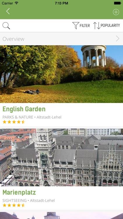 Munich Travel Guide (with Offline Maps) - mTrip screenshot-3
