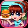 Fastfood Diner Fever! Burger, Fries and Pizza Craze!