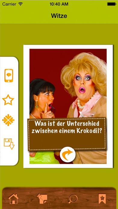 Flachwitze Coole Witze Bekloppte Sprüche Ios Application Version