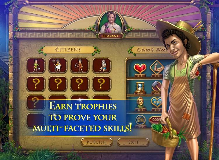 Cradle of Rome 2 HD screenshot-4