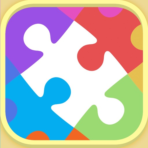 Jigsaw Puzzle for iPhone & iPad icon