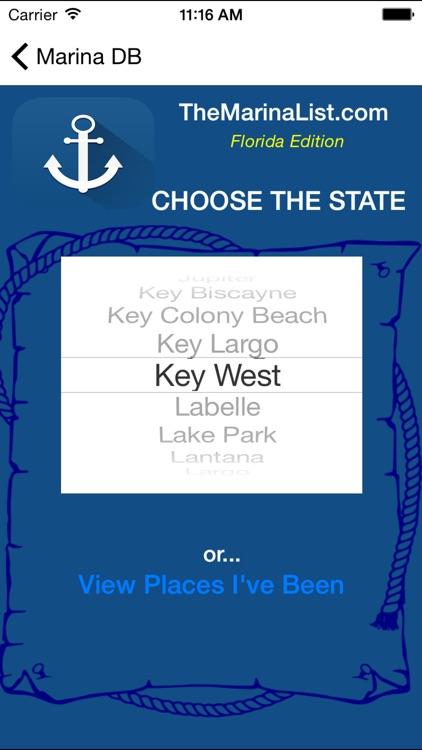 The Florida Marina Guide - Details on 840+ Marinas screenshot-4