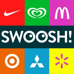 Swoosh! Guess The Logo Quiz Game With a Twist - New Free Logo and Brand Name Word Game by Wubu