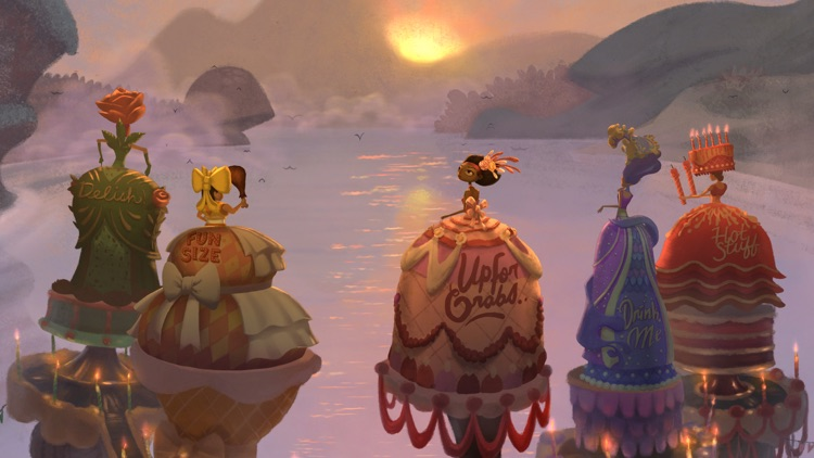 Broken Age ™ screenshot-1