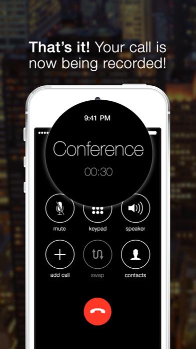 TapeACall Pro - Record Calls Screenshot 3