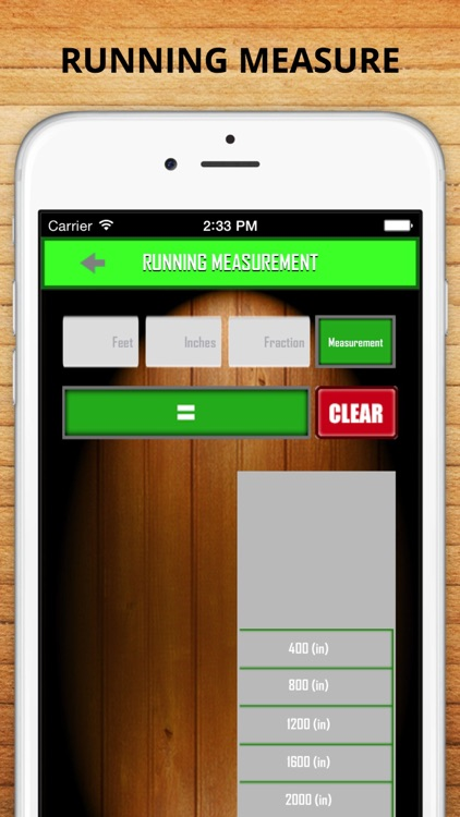 Accurate Builder Calculator - Free Measuring Concrete, Roofing, Joist, Stair and More screenshot-4