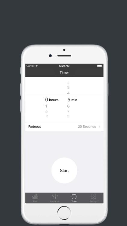 Relax Fan screenshot-4
