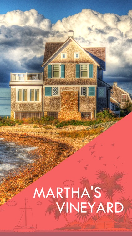 Martha's Vineyard Offline Travel Guide