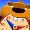 チクタクタイム:1日の時間を区分して時間の読み方を学びます