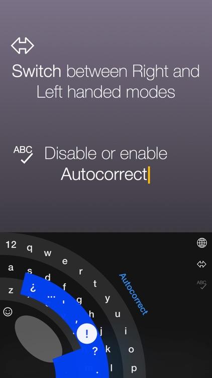 Thumbly Keyboard screenshot-3