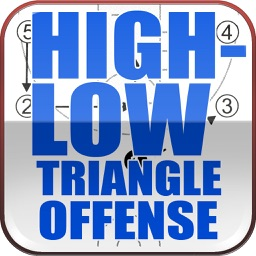 High-Low Triangle Offense: Attacking Man & Zone Defense - With Coach Lason Perkins - Full Court Basketball Training Instruction
