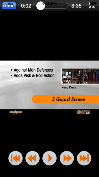 Aggressive Offensive Sets: A Playbook For A High Scoring Offense - With Coach Keno Davis - Full Court Basketball Training Instruction screenshot-4