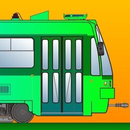 Tram Simulator 2D Premium - City Train Driver - Virtual Pocket Rail Driving Game