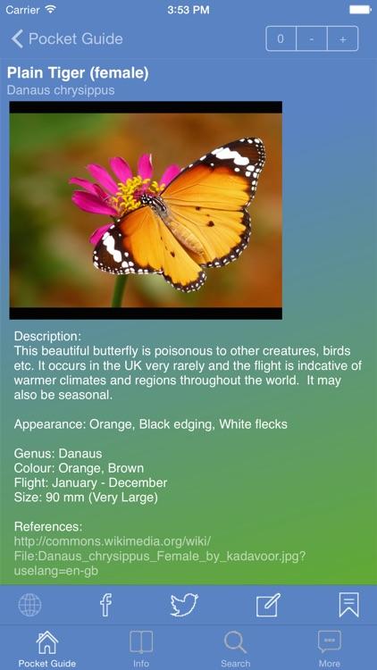 Pocket Guide UK Butterflies