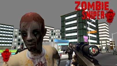 Zombies Sniper Shooting Simulator 3D