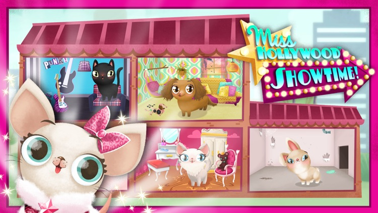 Miss Hollywood Showtime - Pet House Makeover screenshot-0