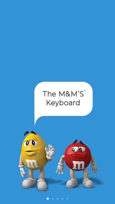 M&M'S KEYBOARD